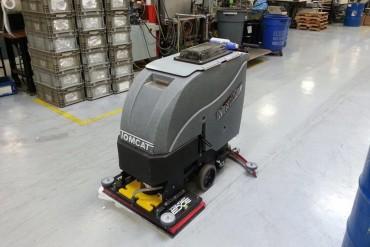 Schrobmachine schrobzuigmachine TomCat Edge MiniMag  (10)
