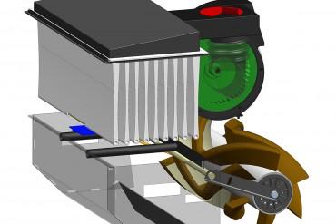 Veegmachine veegzuigmachine TomCat GT (2)
